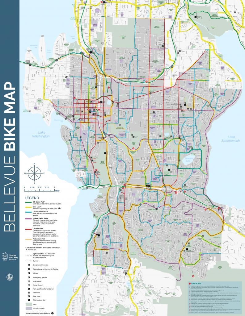Download bike map.